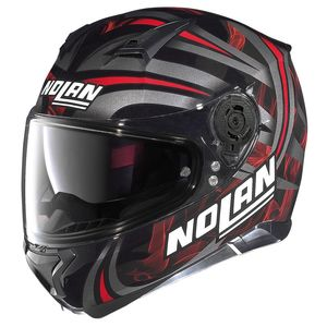 Casque Nolan N87 - Ledlight N-com