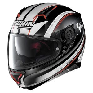 Casque N87 - MOTO GP N-COM  flat black 61