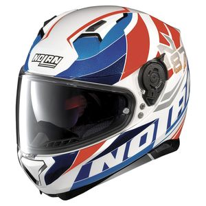 Casque Nolan N87 Plein Air N-com