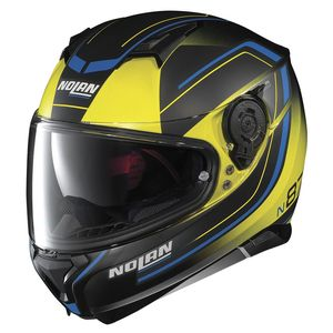 Casque N87 - SAVOIR FAIRE N-COM - LED YELLOW  Fade Flat Led Yellow