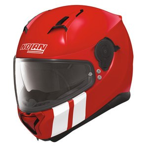 Casque N87 - MARTZ N-COM  Corsa red 25