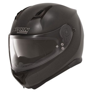 Casque N87 - SPECIAL PLUS N-COM  Black Graphite 9