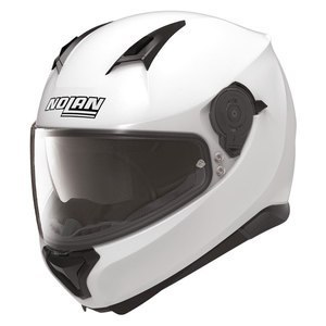 Casque N87 - SPECIAL PLUS N-COM  Pure White 15