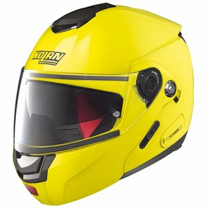 Casque N90.2 - HI-VISIBILITY N-COM  Fluo Yellow 22