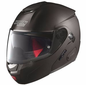 Casque N90.2 - SPECIAL N-COM  Black Graphite 9