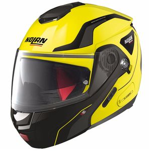 Casque N90.2 - STARTON HI-VISIBILITY N-COM  Led Yellow 18