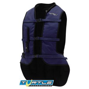 Gilet Airbag TURTLE COLOR  Navy