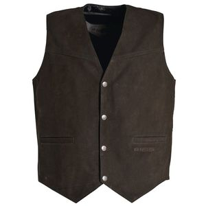 Gilet NELSON  Brown