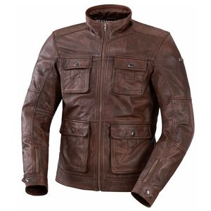 Veste NICK  Marron