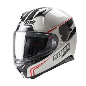 Casque N87 - RAPID N-COM  Metal white 17