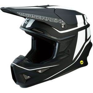 Casque cross F.I SESSION NOIR/BLANC 2019 Noir/Blanc