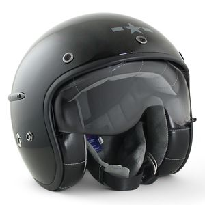 Casque Harisson Uni Brillant