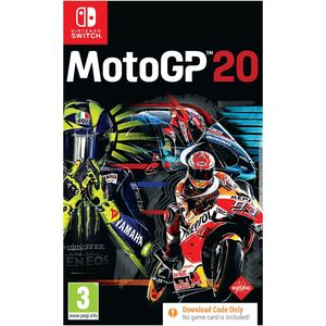 Jeux Video MOTOGP20 NINTENDO SWITCH
