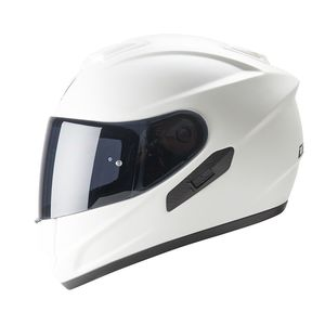 Casque NUCLEON  White mat