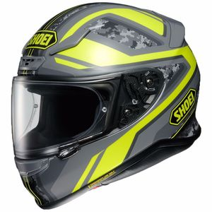 Casque Shoei Nxr - Parameter