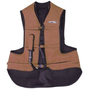 Gilet Airbag AIRNEST COLORS  Brun