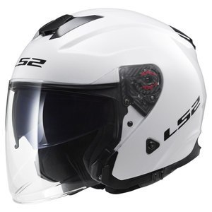 Casque OF521 - INFINITY - SOLID  Blanc