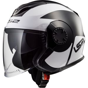 Casque OF570 VERSO MOBILE  Black/white