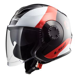 Casque Ls2 Of570 Verso Technik