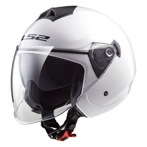 Casque Ls2 Of573 - Twister Solid Uni