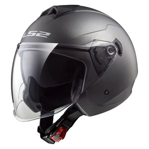 Casque Ls2 Of573 - Twister Solid Matt