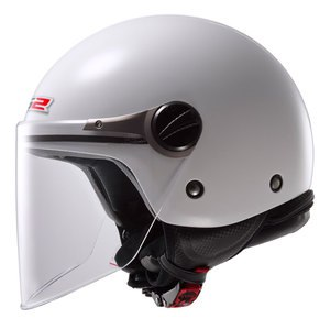 Casque WUBY SOLID - OF 575 ENFANT  Blanc