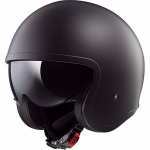Casque OF599 - SPITFIRE - SOLID MATT  Matt black