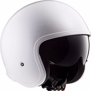 Casque OF599 - SPITFIRE SOLID UNI  White