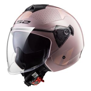 Casque OF573 - TWISTER COMBO  Pale Pink