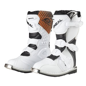 Bottes Cross O'neal Rider Youth - White 2019