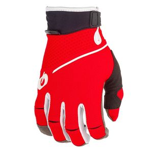 Gants cross REVOLUTION - RED 2021 Red
