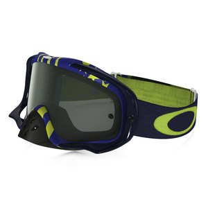 Masque Cross Oakley Crowbar Mx - Flight Series Sunday Puncher Lens Dark Grey 2016