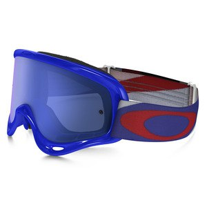 Masque Cross Oakley O Frame Mx - Heritage Racer Rwb Lens Iridium + Clear 2016