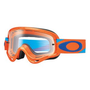 Masque cross O FRAME MX  - HERITAGE RACER ORANGE LENS CLEAR 2016 Orange