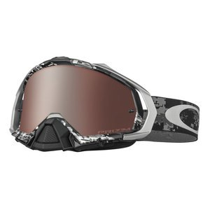 Masque cross MAYHEM PRO MX  - JAMES STEWART STEALTH CAMO LENS DARK GREY 2016 Camo Gris