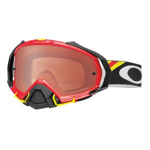 Masque Cross Oakley Mayhem Pro Mx - Heritage Race Red Lens Prizm Bronze 2016
