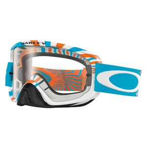 Masque cross O2 MX - RPM ORANGE/BLUE 2017 Orange/Bleu