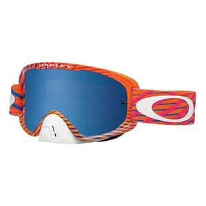 Masque cross O2 MX  - TROY LEE DESIGNS TREMOR POG LENS ICE IRIDIUM 2016 Orange