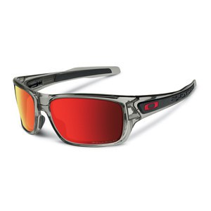 Lunettes de soleil TURBINE GREY INK RUBY IRIDIUM POLARIZED  Gris