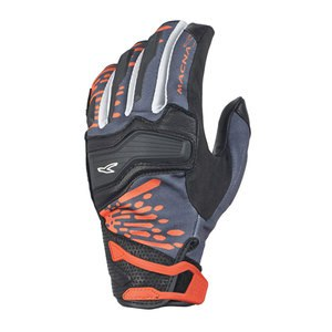 Gants OSIRIS  Noir/Gris/Orange