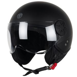Casque JAKE  Black mat