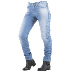 Jean Overlap City Lady Sky Blue