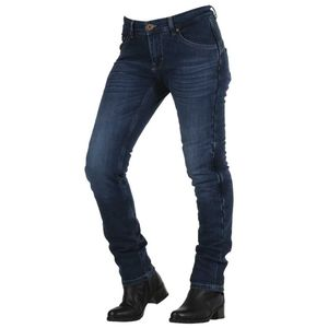 Jean Overlap City Lady Smalt