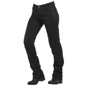 Jean DONINGTON BLACK WAXED  Black