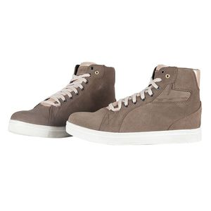 Chaussures STREET ACE LADY TAUPE/GOLD  Or/Marron
