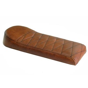 Selle confort Tracker  Marron