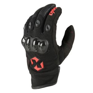 Gants PACKER CE  Black/Red