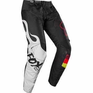 Pantalon cross YOUTH 180 RODKA LIMITED EDITION BLACK  Noir/Blanc