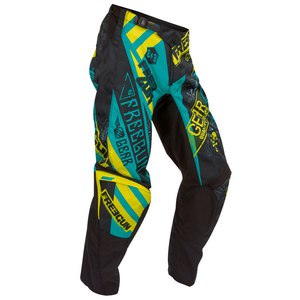 Pantalon cross DEVO BANDANA PANT MINT LIME   Vert