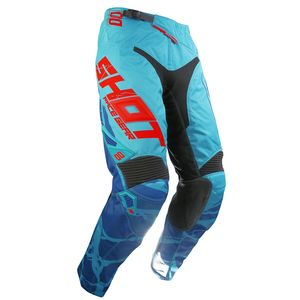 Pantalon Cross Shot Destockage Aerolite Magma Mint Rouge 2017